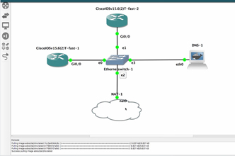 GNS3 Talks: IOSvL2 switching appliance import & configuration - CCNA